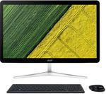 £1299.99, ACER U27-880 27inch Touchscreen All-in-One PC - Silver, Achieve: Fast computing with the latest tech, Windows 10, Intel® Core™ i7-7500 Processor, RAM: 8GB / Storage: 2 TB HDD & 128GB SSD, With built-in WiFi,
