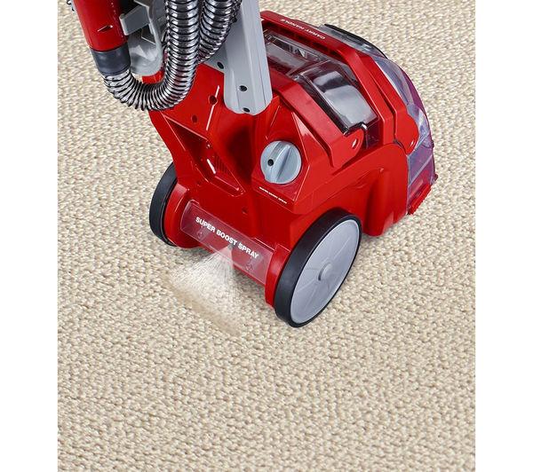 Rug Doctor Deep Carpet Cleaner, Red