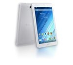 £109.97, ACER B1-850 Iconia One 8inch Tablet - 16 GB, White, Android 5.1 (Lollipop), 188 pixels per inch, MediaTek MT8163 Cortex A53 Processor, Over 1 million apps available from Google Play, microSD card slot,