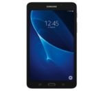 £139.99, SAMSUNG Galaxy Tab A 7inch Tablet - 8 GB, Black, Android 5.1 (Lollipop), 216 pixels per inch, Qualcomm Snapdragon 410 Processor, Over 1 million apps available from Google Play, microSD card slot,