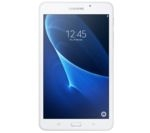 £139.99, SAMSUNG Galaxy Tab A 7inch Tablet - 8 GB, White, Android 5.1 (Lollipop), 216 pixels per inch, Qualcomm Snapdragon 410 Processor, Over 1 million apps available from Google Play, microSD card slot,