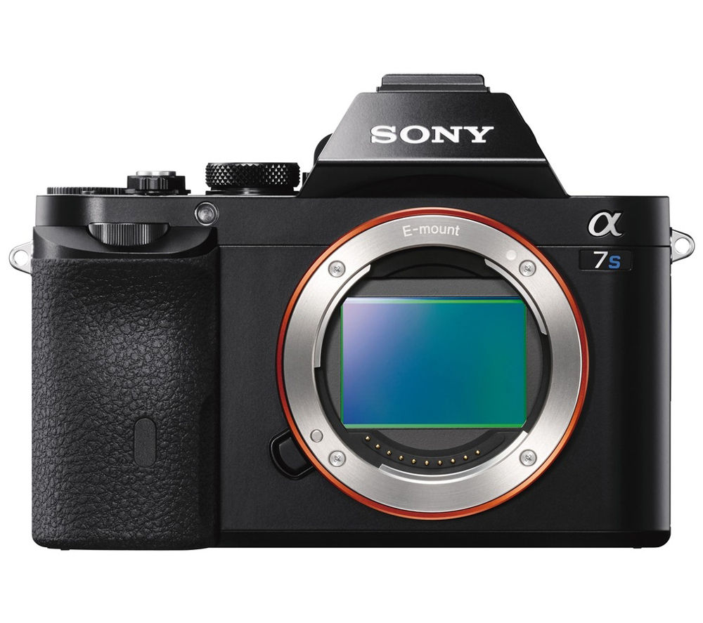 SONY a7S Mirrorless Camera - Body Only