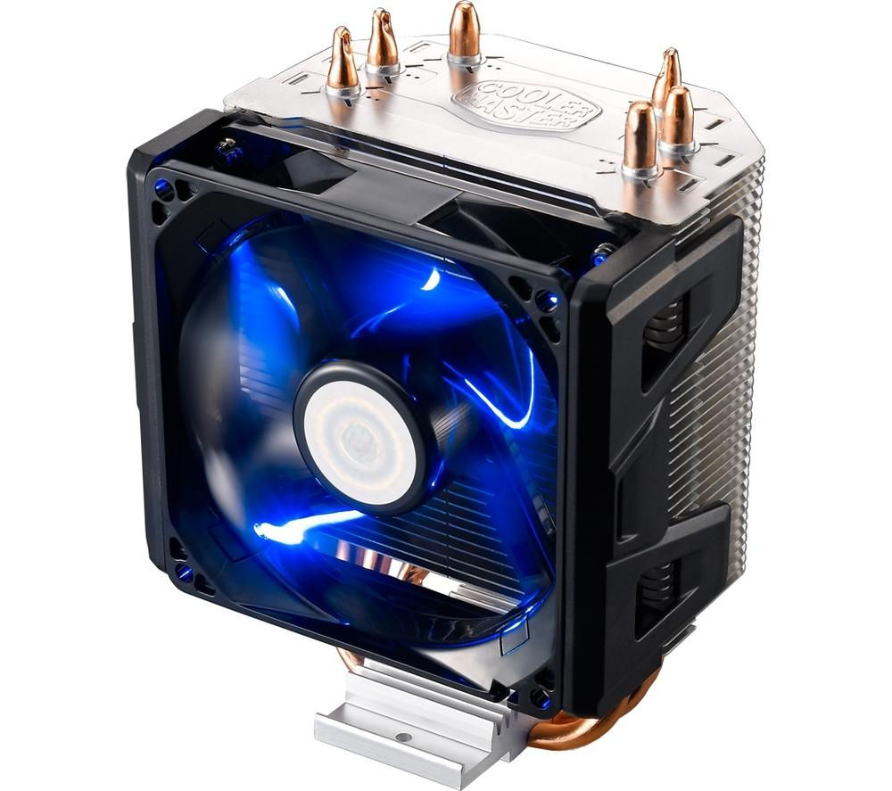 Compare retail prices of Coolermaster HYPER 103 RR-H103-22PB-R1 92 mm CPU Cooler to get the best deal online