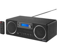 JVC RD-D70 Wireless Traditional Hi-Fi System - Black