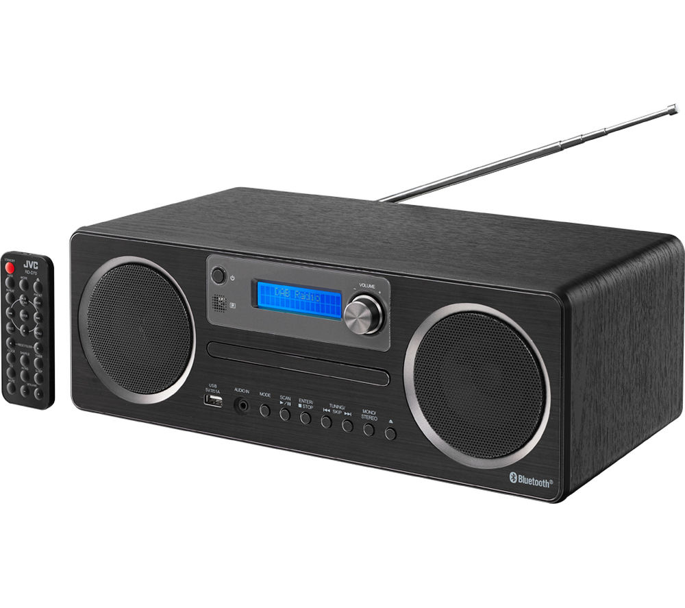 bose dab radio. jvc rd-d70 wireless traditional hi-fi system - black bose dab radio