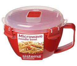 SISTEMA Microwave 0.94-litre Noodle Bowl