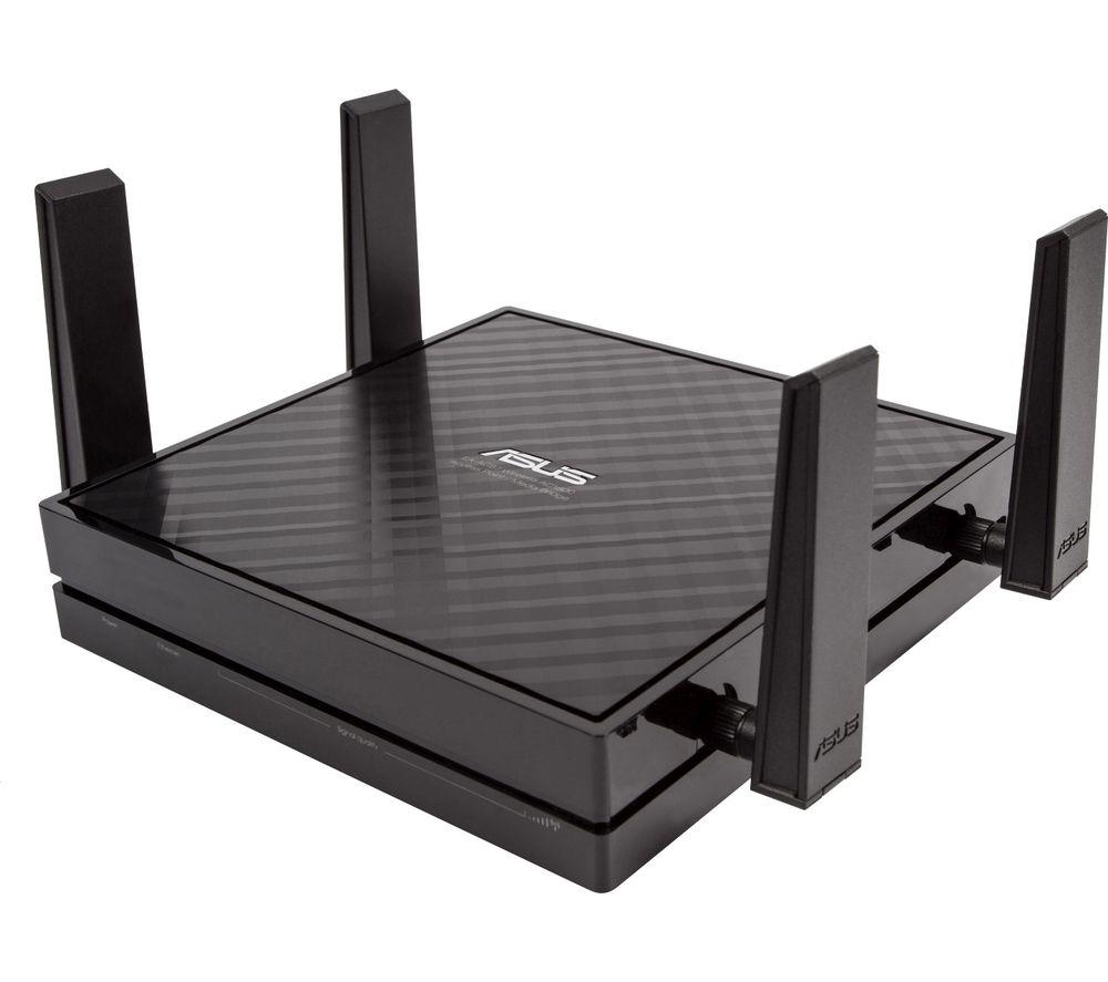 ASUS EA-AC87 WiFi Range Extender - AC 1800, Single-band