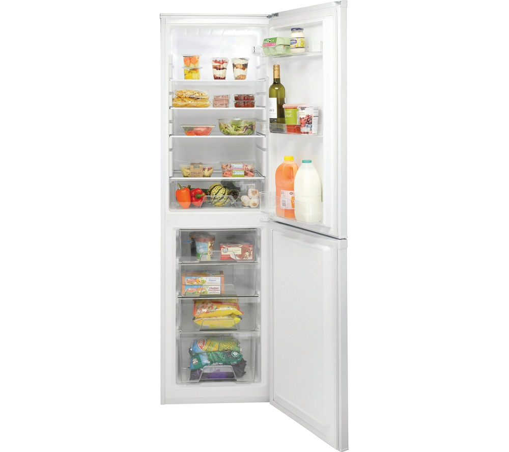 Compare prices for Indesit DAA55NF1 Fridge Freezer