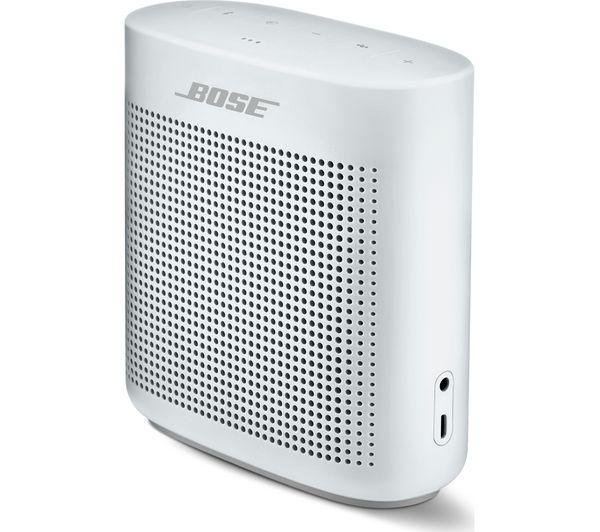 Buy BOSE Soundlink Color II Portable Bluetooth Wireless Speaker - White