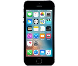 APPLE iPhone SE - 128 GB, Space Grey
