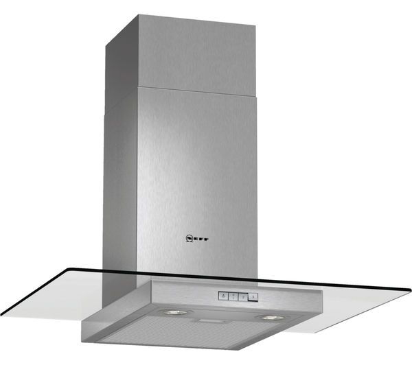 NEFF D87ER22N0B Chimney Cooker Hood - Stainless Steel