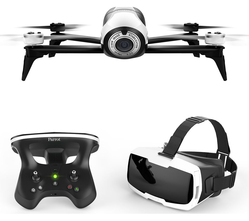 Compare prices for Parrot Bebop 2 FPV Drone with SkyController 2