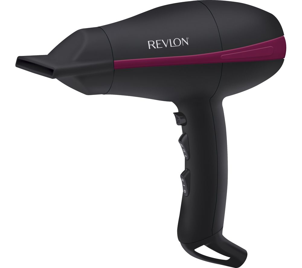 REVLON Tempest Power Hair Dryer - Black