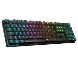 ROCCAT Suora FX RGB Illuminated Frameless Mechanical Gaming Keyboard