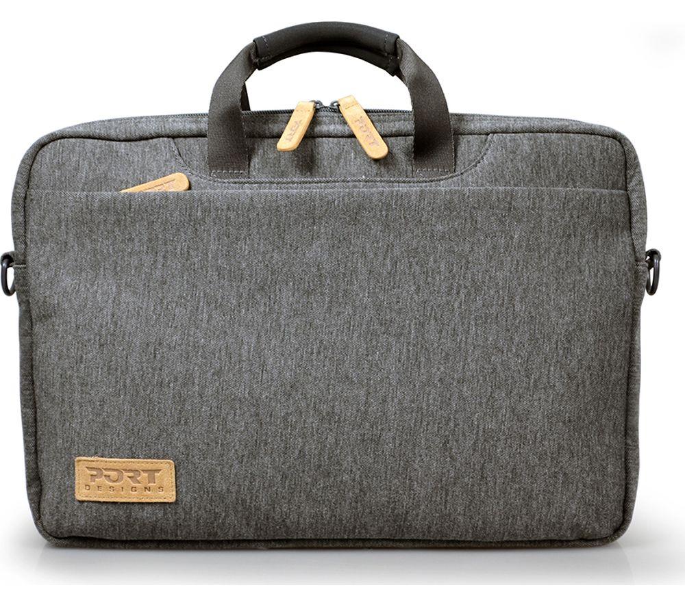 "PORT DESIGNS Torino 15.6"" Laptop Case - Dark Grey"