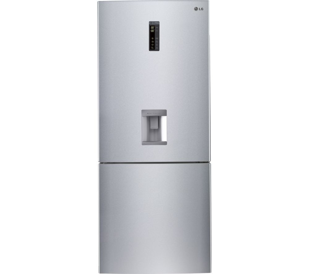 Compare prices for LG GBF548PZDZH 70-30 Fridge Freezer