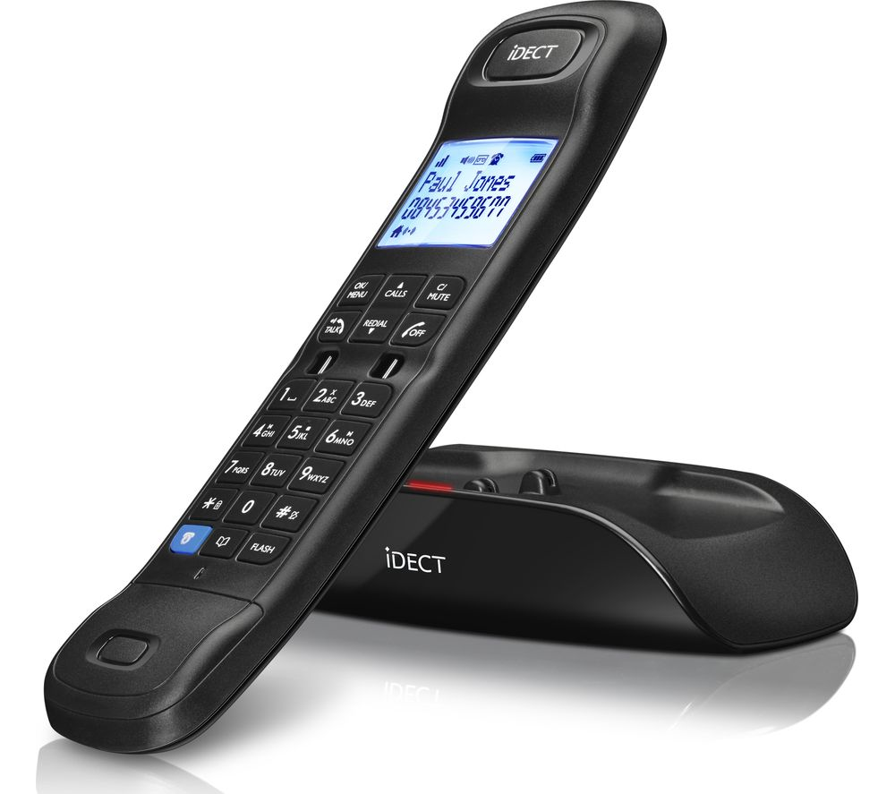 I-DECT Loop Lite Plus Call Blocker Cordless Phone with Answering Machine