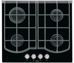 AEG HG653431NB Gas Hob - Black