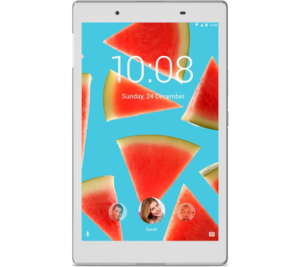 LENOVO Tab4 8 Tablet - 16 GB, Polar White