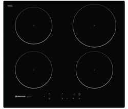 HOOVER HPI604BC Electric Induction Hob - Black