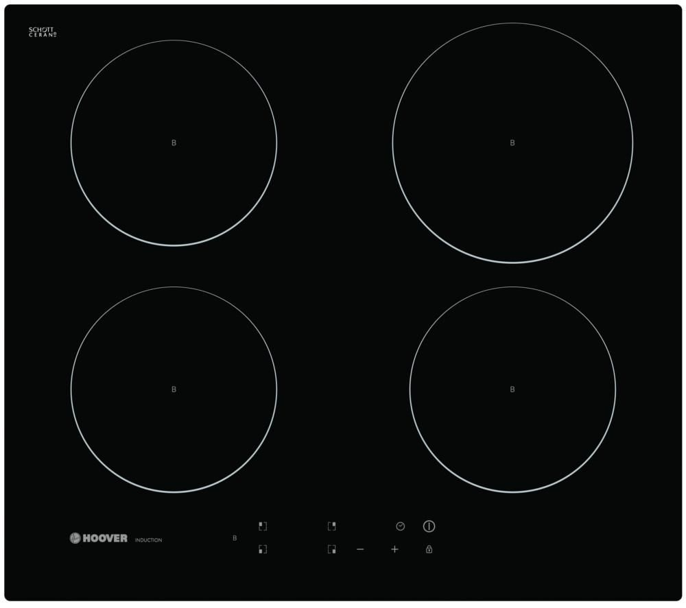 Compare retail prices of Hoover HPI604BC Electric Induction Hob to get the best deal online