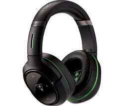 TURTLE BEACH Elite 800X Wireless 7.1 Gaming Headset - Black & Green
