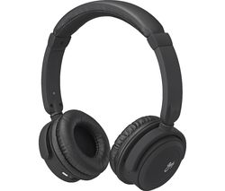 GOJI Lites GLITOBT18 Wireless Bluetooth Headphones - Black