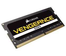 CORSAIR Vengeance DDR4 2400 MHz Laptop RAM - 8 GB x 2