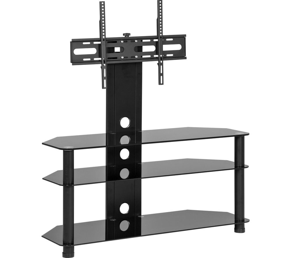 Compare prices for MMT CB60 800 mm TV Stand with Bracket - Black
