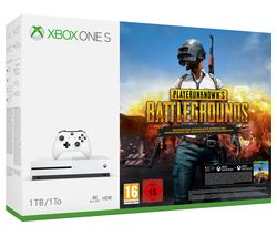 MICROSOFT Xbox One S with PlayerUnknown's Battlegrounds