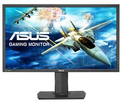 """ASUS MG28UQ 4K Ultra HD 28"""" LCD Gaming Monitor - Black"""