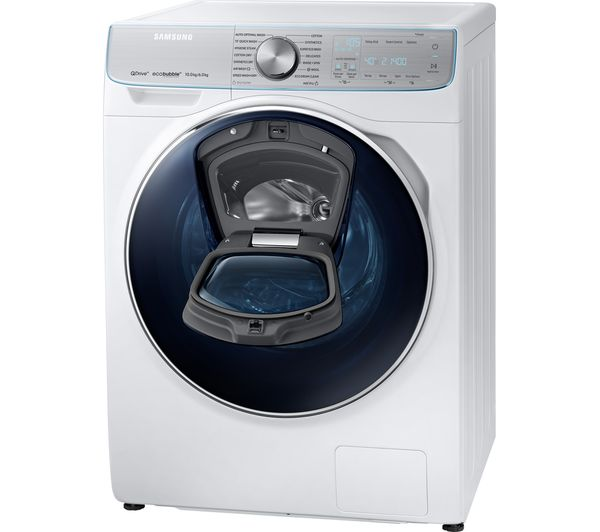 Buy Samsung Wd10n84gnoa Eu Smart 10 Kg Washer Dryer