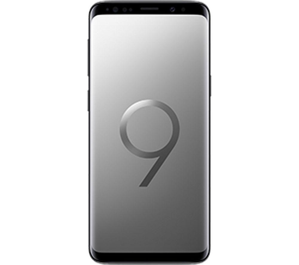 SAMSUNG Galaxy S9 - 64 GB, Titanium