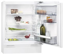 AEG SKB5821VAF Integrated Undercounter Fridge