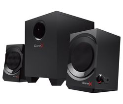 CREATIVE Sound BlasterX Kratos S3 2.1 PC Speakers