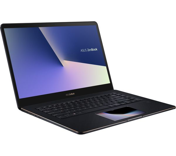"Image of ASUS ZenBook Pro 15.6"" Intel® Core™ i7 GTX 1050 Laptop - 512 GB SSD, Black"