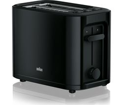 Series 3 PurEase HT3000.BK 2-Slice Toaster - Black