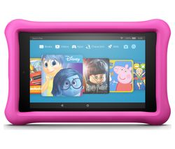 AMAZON Fire HD 8 Kids Edition Tablet (2018) - 32 GB, Pink