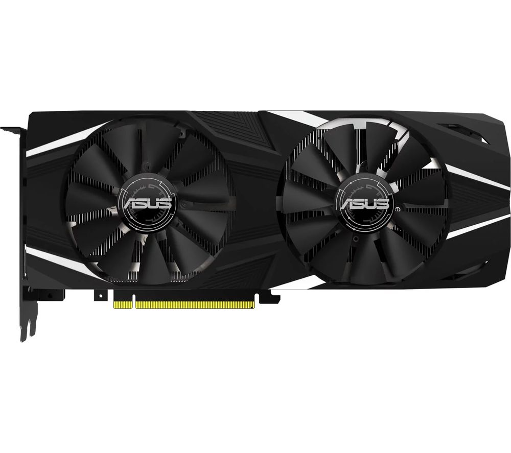 ASUS GeForce RTX 2080 8 GB DUAL OC GAMING Turing Graphics Card