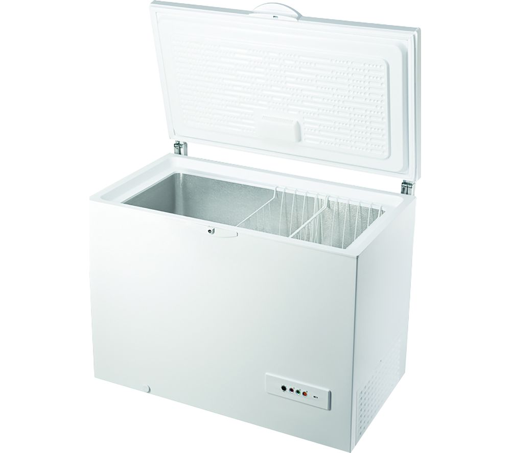 INDESIT DCF 1A 250.1 Chest Freezer - White