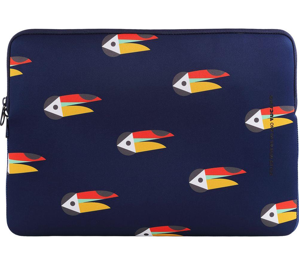 """Image of TUCANO BFTUSH13-B 13"""" Laptop Sleeve - Blue, Blue"""
