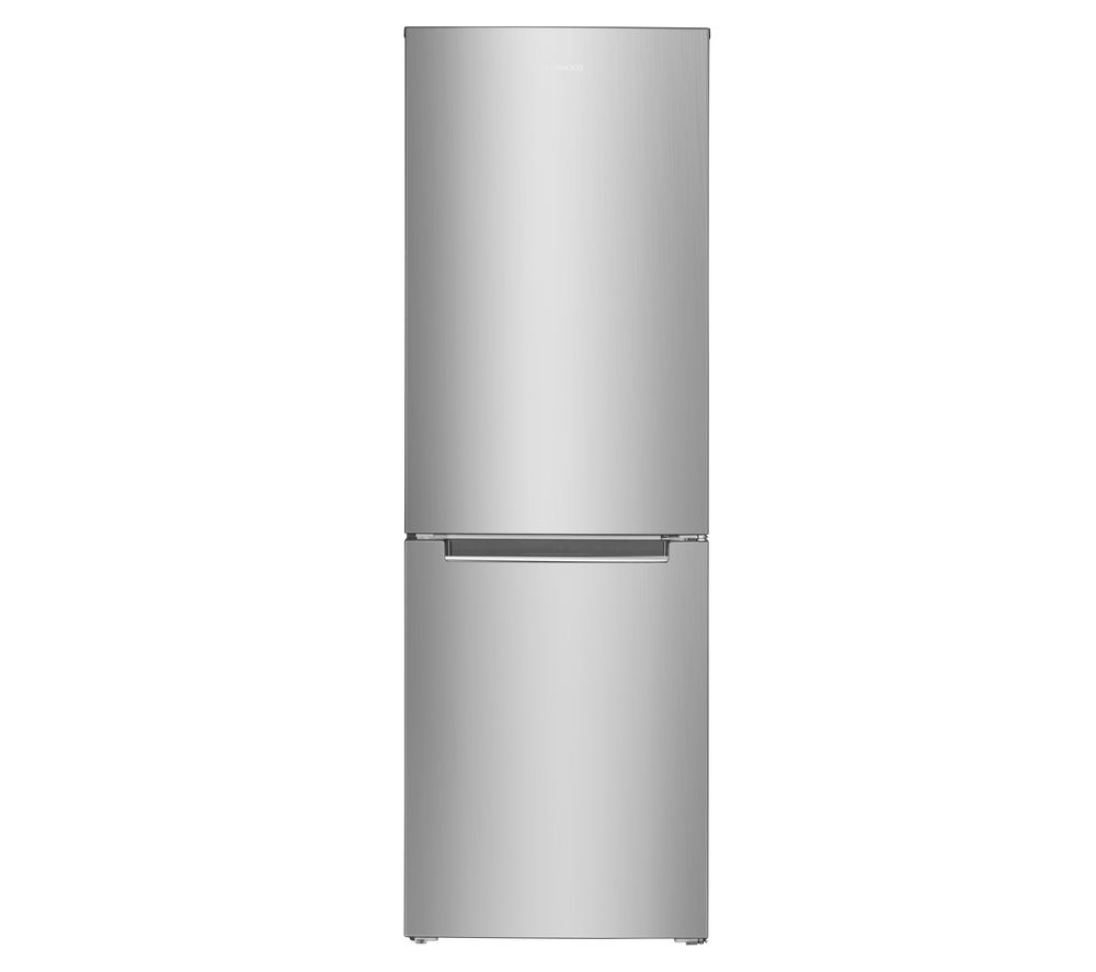 KENWOOD KNF60X19 60/40 Fridge Freezer - Silver