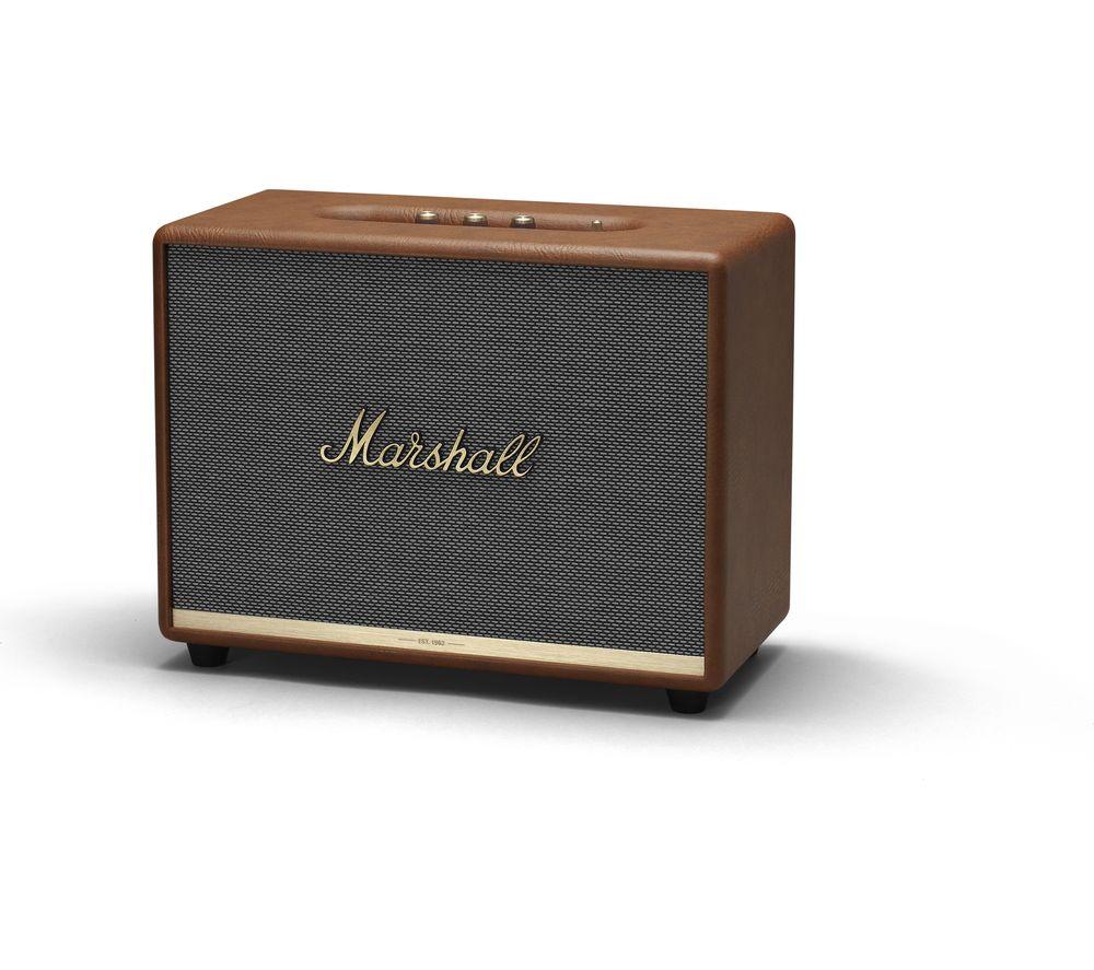 Marshall Woburn II Bluetooth Speaker - Brown