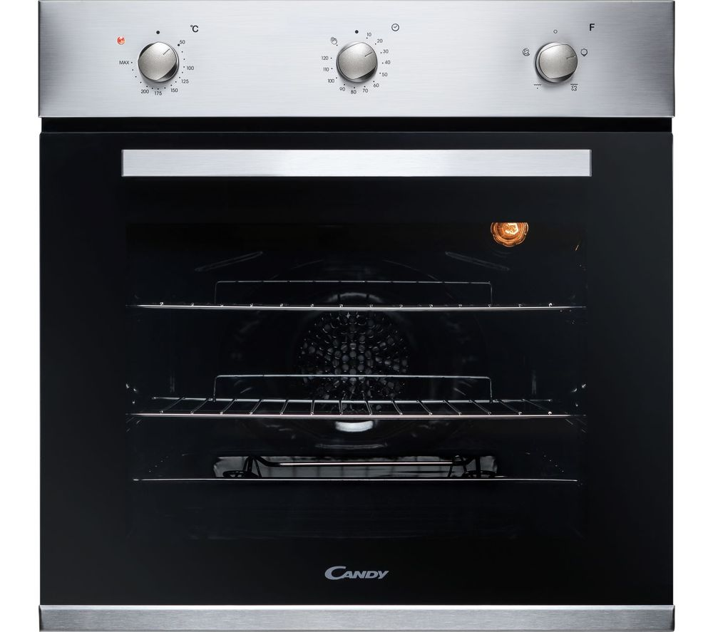 CANDY FCP403X/E Electric Oven - Stainless Steel