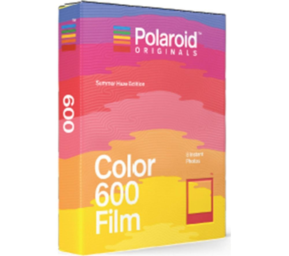 POLAROID Summer Haze Edition i-Type Colour Film - Pack of 8