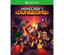 XBOX ONE Minecraft Dungeons