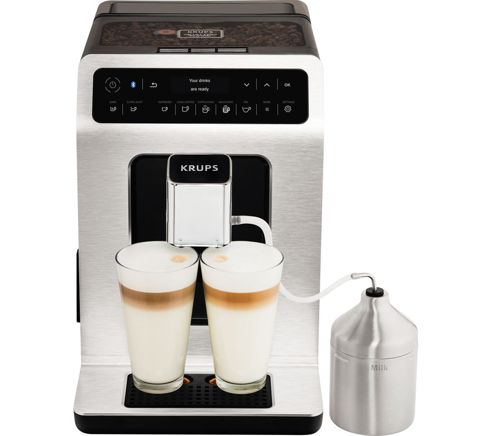 Image of Evidence Connected EA893D40 Smart Bean to Cup Coffee Machine - Metal
