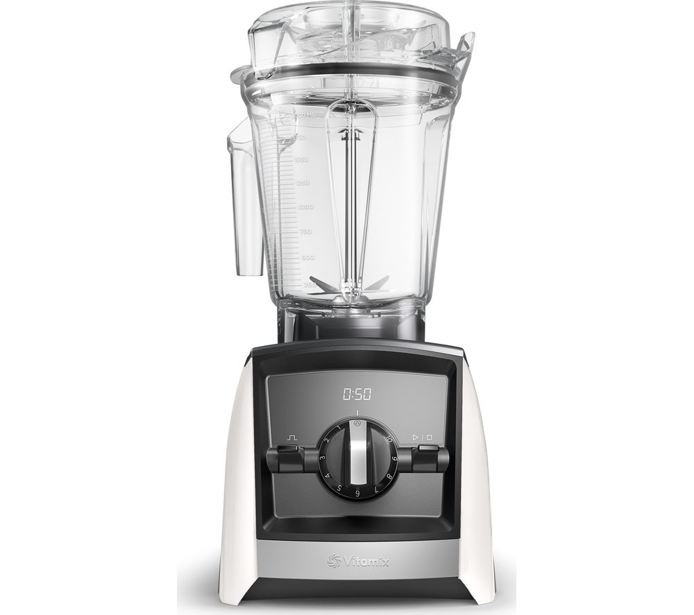 Image of VITAMIX Ascent A2300i Blender - White, White