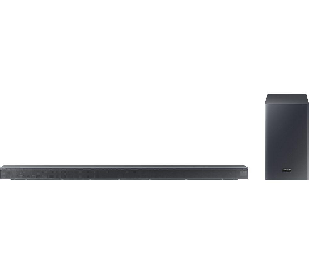 SAMSUNG Harman/Kardon HW-Q60RS 5.1 Wireless Sound Bar - Silver