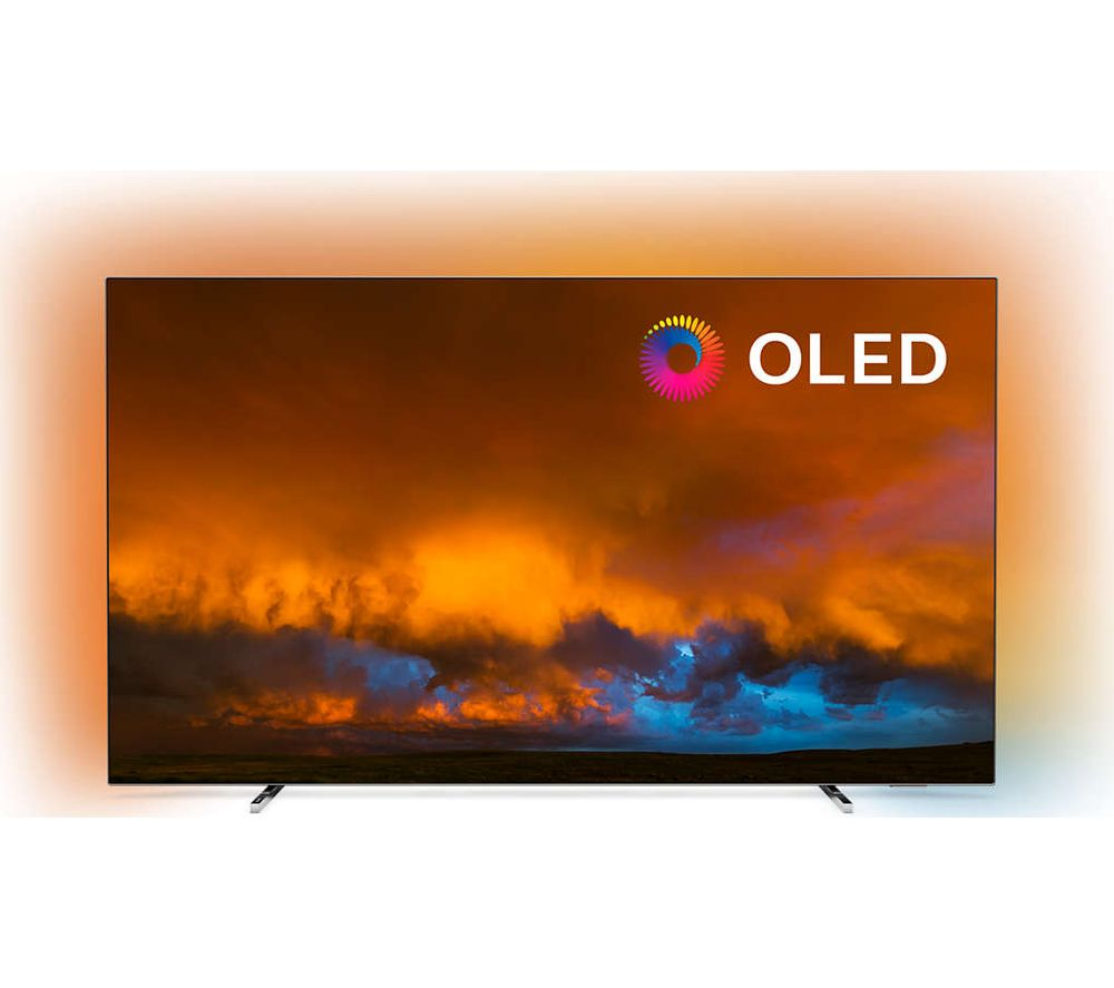 "PHILIPS 65OLED804/12 65"" Smart 4K Ultra HD HDR OLED TV with Google Assistant"